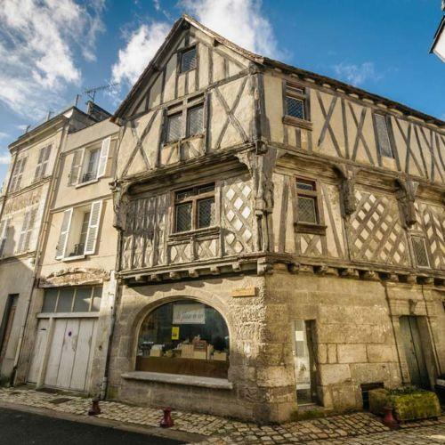 cognac typical city