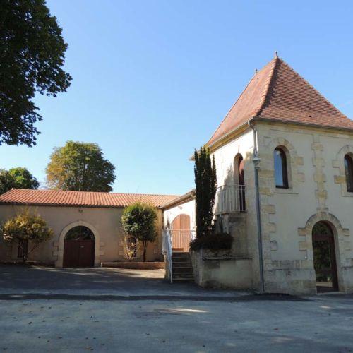 Châteaux La Croizille et Tour Baladoz