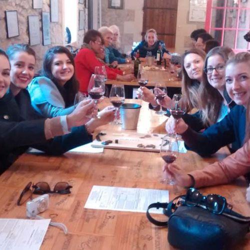 Saint Emilion Food and wine